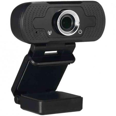 Camera Web Tellur TLL491131 Full HD 2MP Autofocus Microfon Negru Tellur - 1