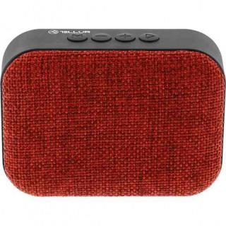 Boxa Portabila Bluetooth Tellur Callisto TLL161041 3W Rosu Tellur - 1
