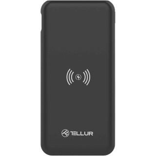 Baterie Externa Tellur TLL158281 PDW102 10000mAh Wireless 18W Negru Tellur - 1