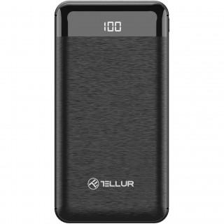 Baterie Externa Tellur TLL158271 PBC302 30000mAh 2xUSB Type-C MicroUSB Lightning LCD Negru Tellur - 1