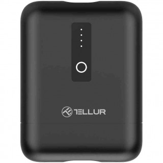 Baterie Externa Tellur TLL158291 PD101 10000mAh QC3.0 Type-C 30W Negru Tellur - 1