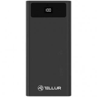 Baterie Externa Tellur TLL158241 PD200 20000mAh USB QC3.0 PD 18W Negru Tellur - 1