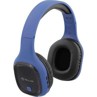 Casti Over-ear Bluetooth Tellur Pulse TLL511281 Microfon Albastru Tellur - 1