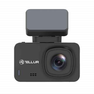 Camera Auto Tellur Dash Patrol DC3 4K GPS WiFi Black Tellur - 1