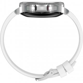Ceas Smartwatch Samsung Galaxy Watch 4 Classic R880 42mm BT Silver Samsung - 5
