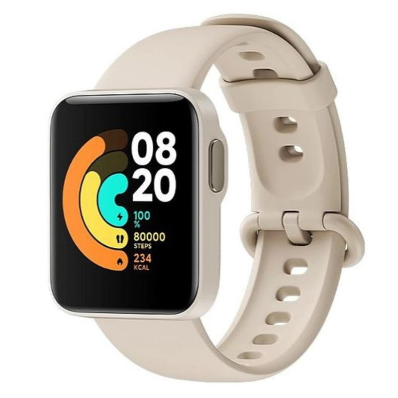 Smartwatch Xiaomi Mi Watch Lite GPS Ivory Xiaomi - 1