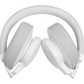 Casti Over-Ear JBL LIVE500BT Bluetooth White JBL - 4
