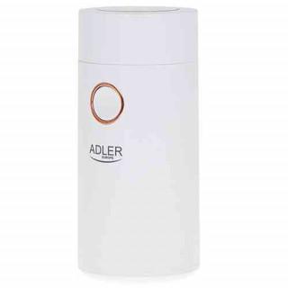 Rasnita de Cafea Adler AD4446WG 75g Putere 150W Alb Auriu Adler - 1