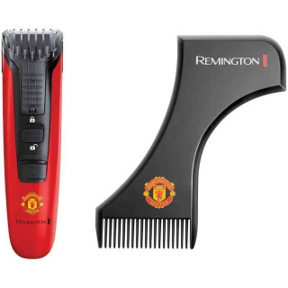 Aparat de Tuns Barba-Mustata Remington MB4128 Manchester United Beard Boss Styler Lame CaptureTrim Rosu-Negru Remington - 1