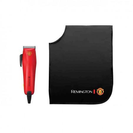 Aparat de Tuns Remington Colour Cut HC5038 Manchester United Edition 17 Piese Auto-Ascutire Rosu Remington - 1