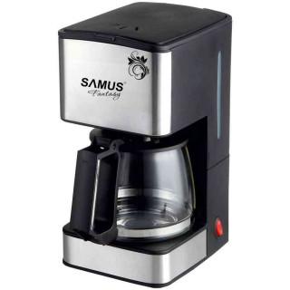 Cafetiera Samus Fantasy 680W Negru-Inox Samus - 1