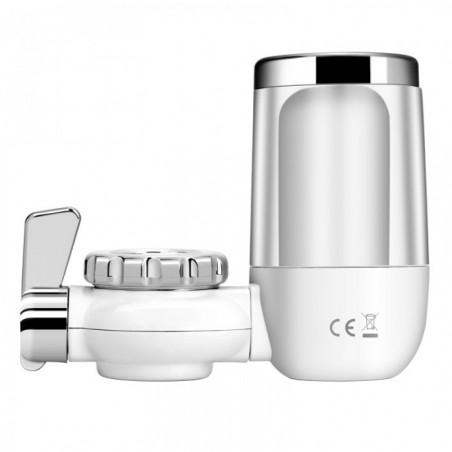 Filtru pentru apa iHunt Pure Water montabil pe robinet White iHunt - 1