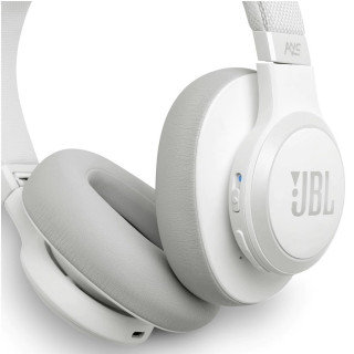 Casti Audio Over the Ear JBL Live 650, Wireless, Bluetooth, Noise cancelling, Autonomie 30 ore, Alb JBL - 6