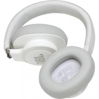Casti Audio Over the Ear JBL Live 650, Wireless, Bluetooth, Noise cancelling, Autonomie 30 ore, Alb JBL - 7