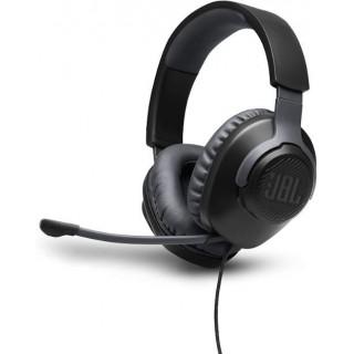 Casti Over Ear Gaming JBL Quantum 100 Black JBL - 1