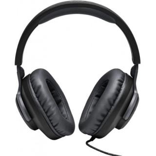 Casti Over Ear Gaming JBL Quantum 100 Black JBL - 2