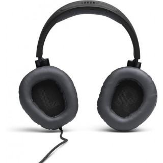 Casti Over Ear Gaming JBL Quantum 100 Black JBL - 3
