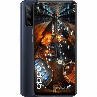 Telefon Mobil OPPO A74 4G Dual SIM 128GB Prism Black Oppo - 1