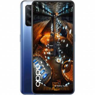 Telefon Mobil OPPO A74 4G Dual SIM 128GB 6GB RAM Blue Oppo - 1