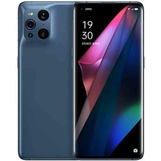 Telefon Mobil Oppo Find X3 Pro 5G Dual SIM 256GB 12GB RAM Blue Oppo - 1