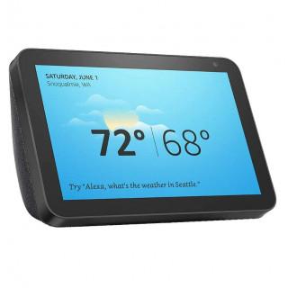 Boxa Inteligenta Amazon Echo Show 8 HD touchscreen 8.0 Camera 1MP 10W Wi-Fi Microfon Negru Amazon - 1