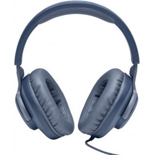 Casti Over Ear Gaming JBL Quantum 100 Blue JBL - 2