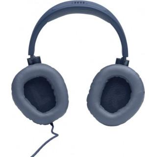 Casti Over Ear Gaming JBL Quantum 100 Blue JBL - 3