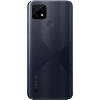 Telefon Mobil Realme C21 4G Dual SIM 64GB 4GB RAM Cross Black - 1