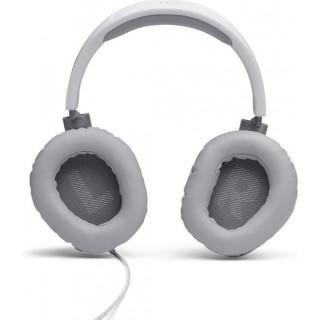 Casti Over Ear Gaming JBL Quantum 100 White JBL - 3