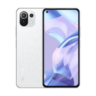 Telefon Mobil Xiaomi 11 Lite 5G NE 128GB 6GB RAM Snowflake White Xiaomi - 1