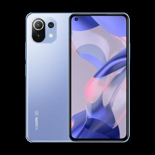 Telefon Mobil Xiaomi 11 Lite 5G NE 128GB 6GB RAM Bubblegum Blue Xiaomi - 2