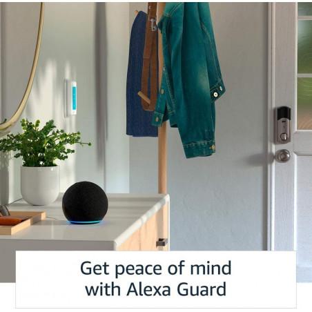 Boxa Inteligenta Amazon Echo Dot 4 cu Ceas cu Alexa Blue Amazon - 1
