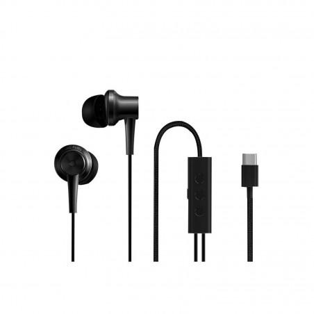 Casti Xiaomi Mi ZBW4382TY Noise Cancelling USB Type-C Black Xiaomi - 1