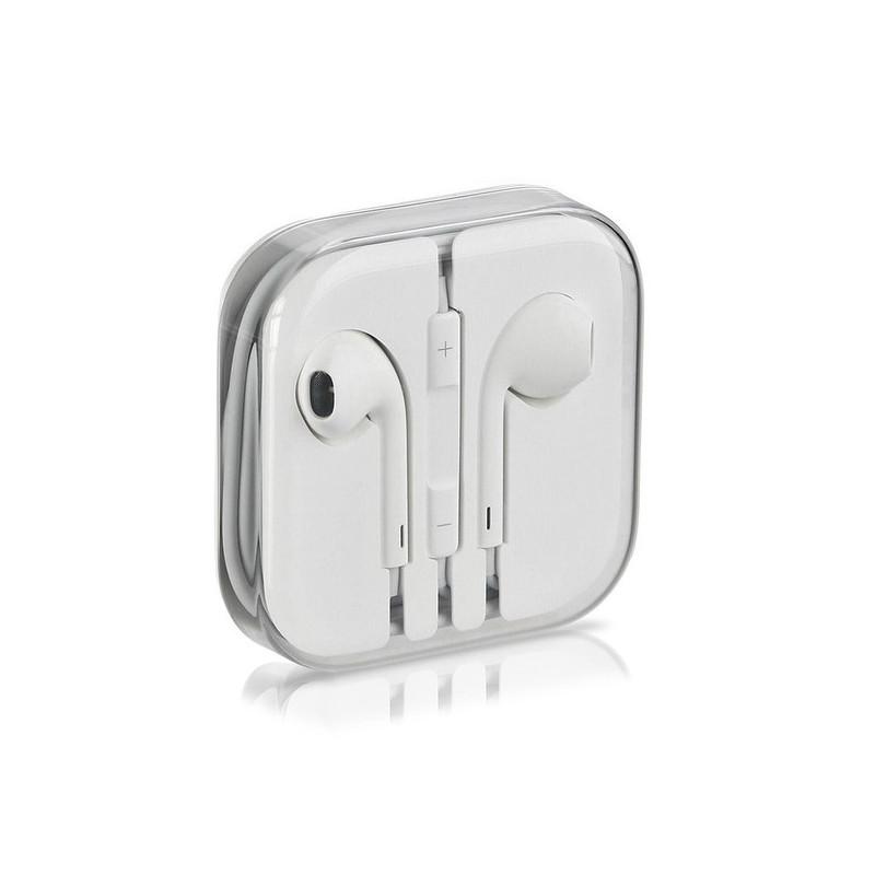 Casti telefon Handsfree Apple MD827ZM/A Jewel case White Apple - 1