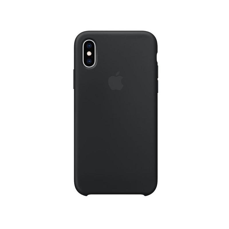 Husa Apple iPhone XS MAX MRWE2ZM/A Black Apple - 1