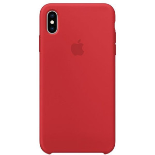 Husa Apple iPhone XS MAX MRWH2ZM/A Red Apple - 1