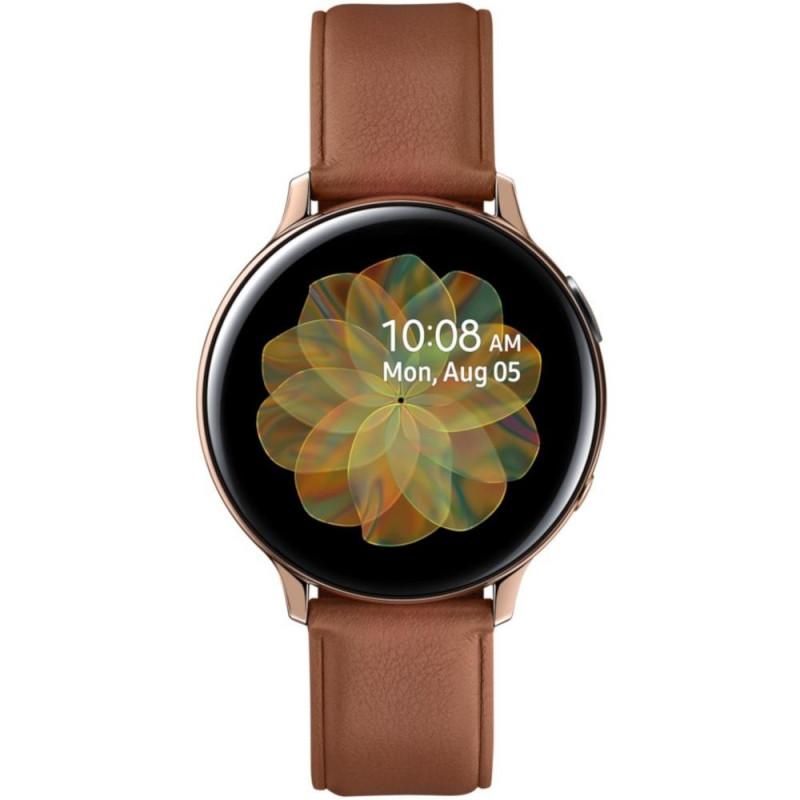 Smartwatch Samsung Galaxy Active 2 R820 44mm Stainless Steel Gold Samsung - 1