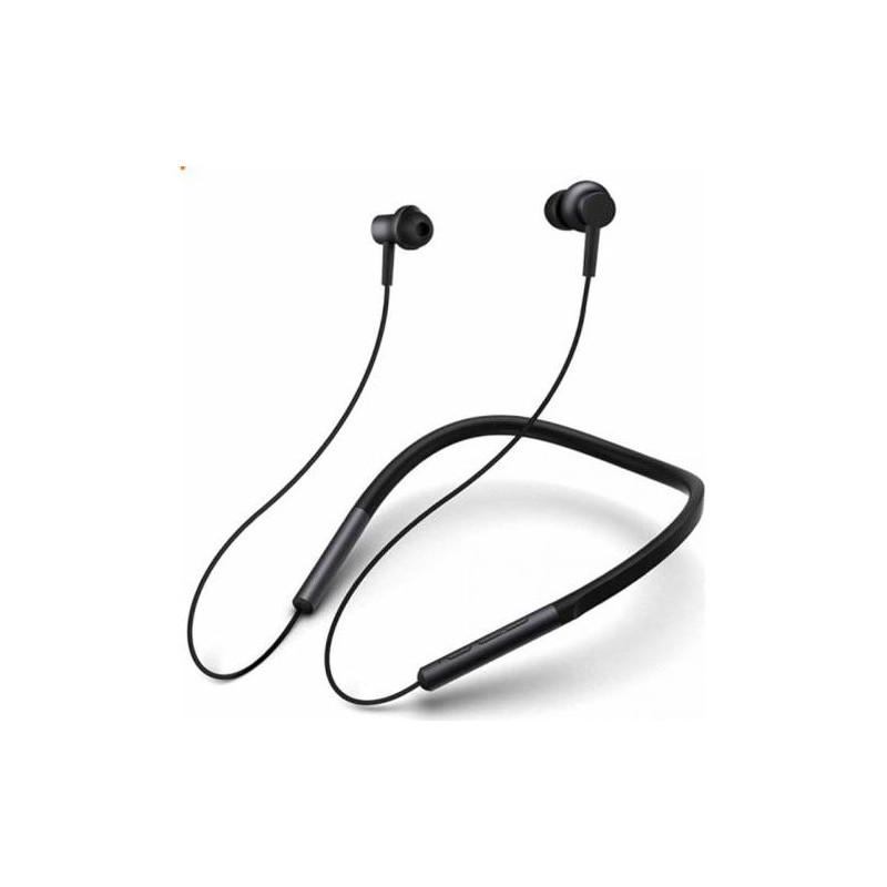 Casti telefon Xiaomi Mi ZBW4426GL Bluetooth Neckband Black Xiaomi - 1