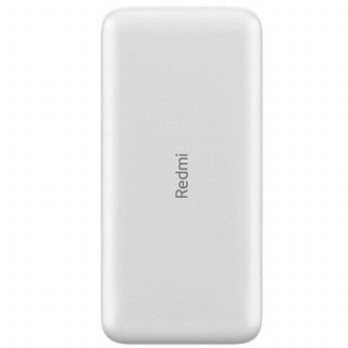 Baterie externa Xiaomi Mi Power Bank 20000mAh Fast Charge 18W White Xiaomi - 1