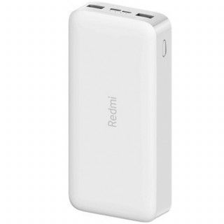 Baterie externa Xiaomi Mi Power Bank 20000mAh Fast Charge 18W White Xiaomi - 3