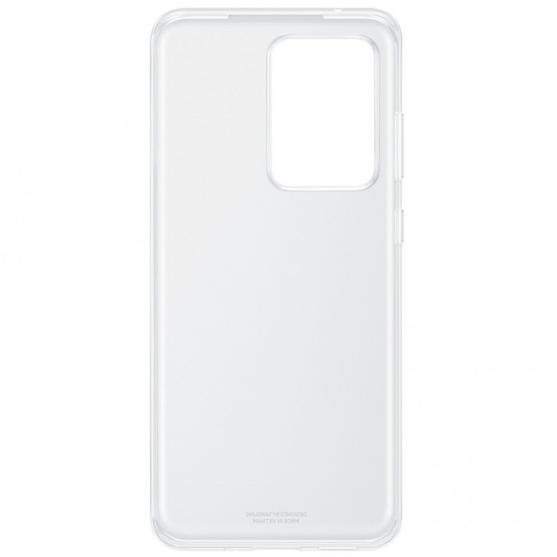 Husa Samsung Clear Cover EF-QG988TTEGEU Galaxy S20 Ultra Transparent Samsung - 1