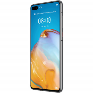 Telefon mobil Huawei P40 128GB 5G Dual SIM Black Huawei - 3
