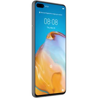 Telefon mobil Huawei P40 128GB 5G Dual SIM Silver Frost Huawei - 3