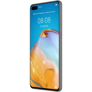 Telefon mobil Huawei P40 128GB 5G Dual SIM Silver Frost Huawei - 5