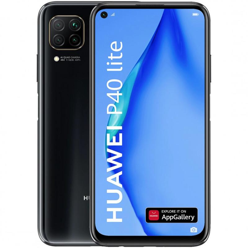 Telefon mobil Huawei P40 Lite 128GB 4G Dual SIM Midnight Black Huawei - 1