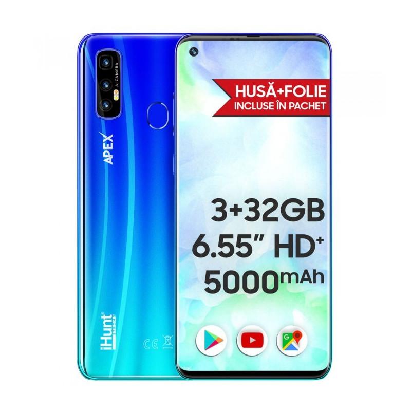 Telefon mobil iHunt S20 Ultra Apex 2021 32GB 4G Dual Sim Blue iHunt - 1