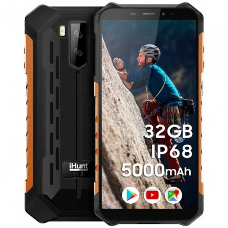 Telefon mobil iHunt S10 Tank PRO 2020 32GB 3G Dual SIM Orange iHunt - 1