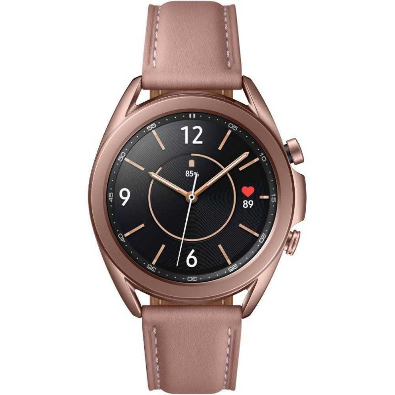 Smartwatch Samsung Galaxy Watch 3 R850 41mm NFC Bronze Samsung - 1