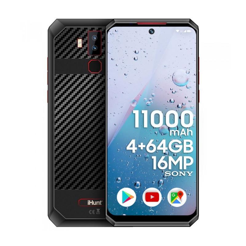 Telefon mobil iHunt TITAN P11000 PRO 2021 64GB 4G Dual Sim Black iHunt - 1