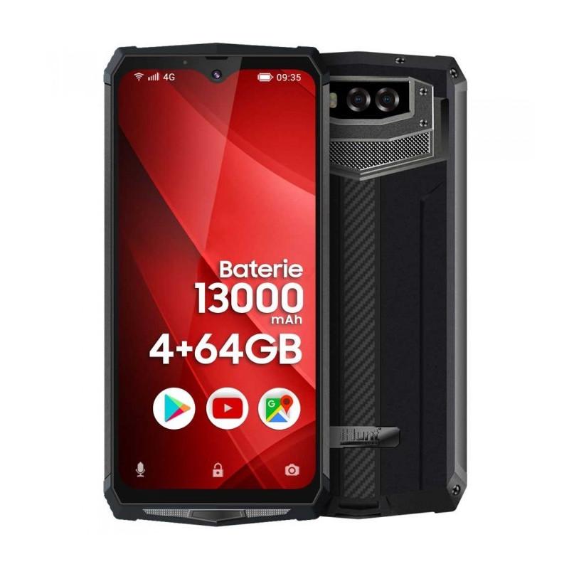 Telefon mobil iHunt Titan P13000 Pro 64GB 4G Dual Sim Black iHunt - 1